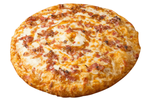 BBQ Bacon Cheesy Bread Sticks