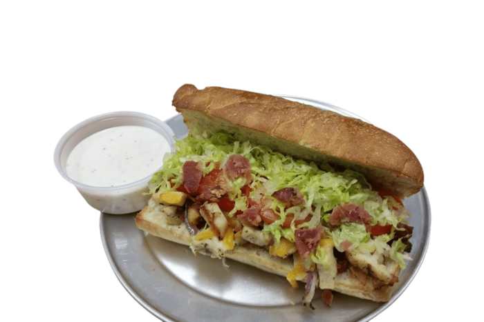 Bow Chicken Wow Wow Sub