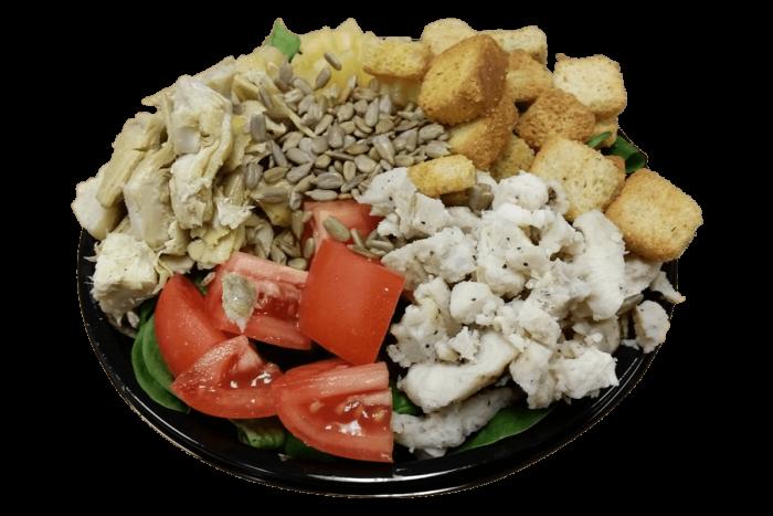 Frou Frou Vegan Salad