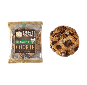 Sandy's Amazing Chocolate Chunk Cookie