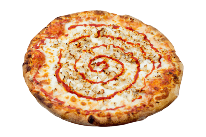 The Buffalo Soul Ja Pizza
