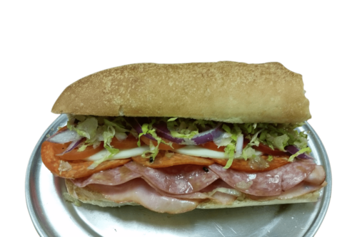 The Immigrant Sub - Pizza