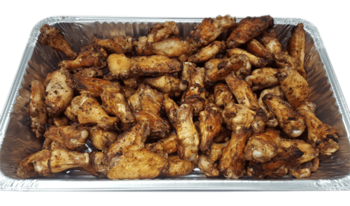100 Buffalove Wings Full Pan