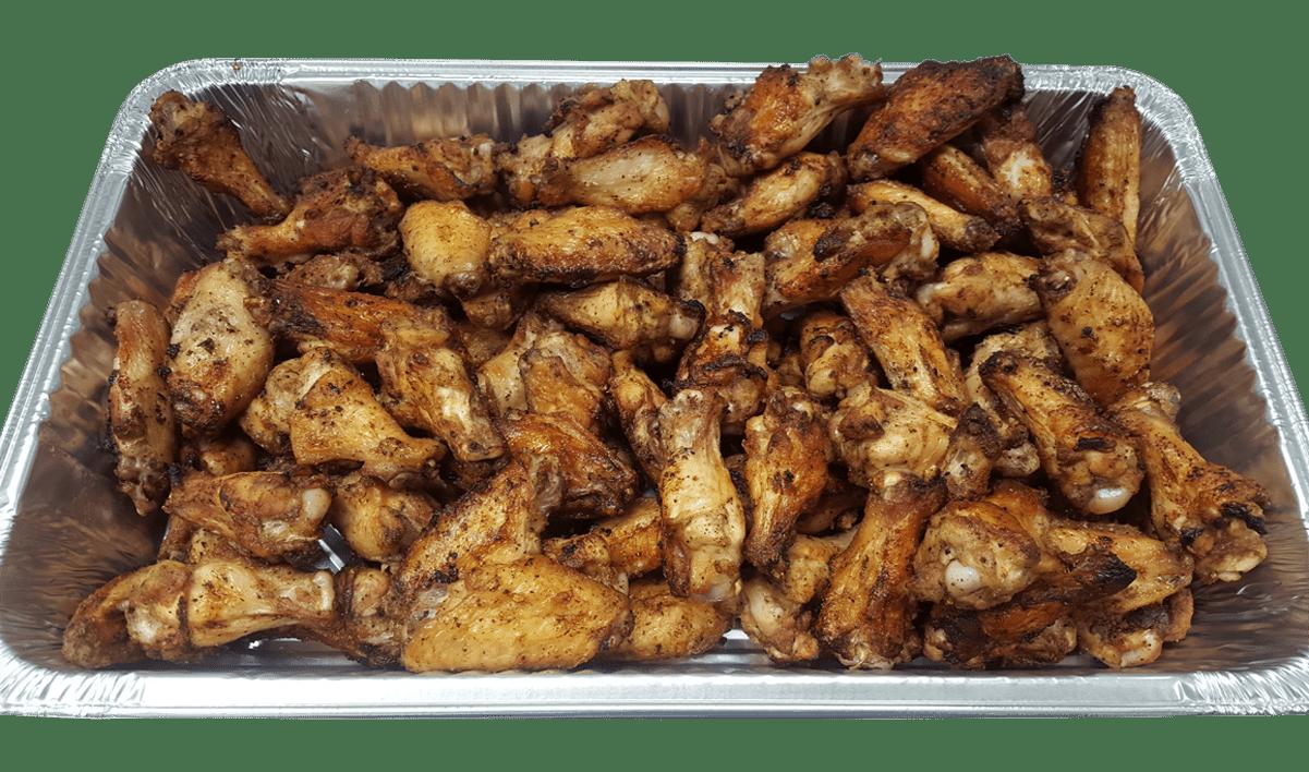 100 Buffalove Wings Full Pan