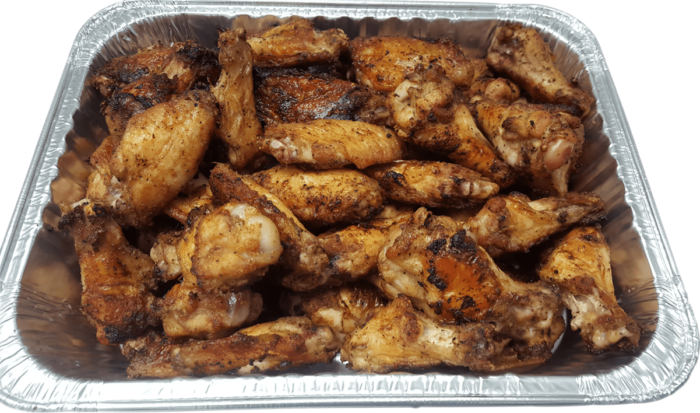 50 Buffalove Wings Half Pan