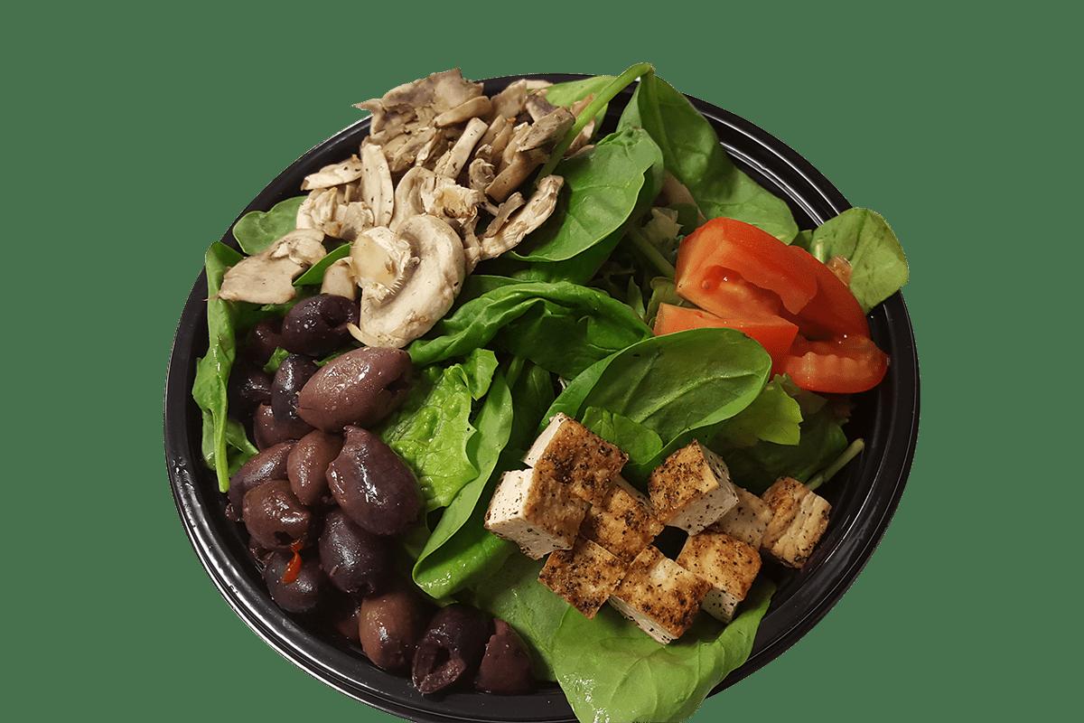 The Hipster Peaceful Vegan Salad