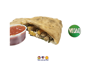 Calzones Vegan