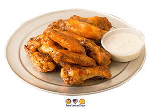 BuffaLove Wings